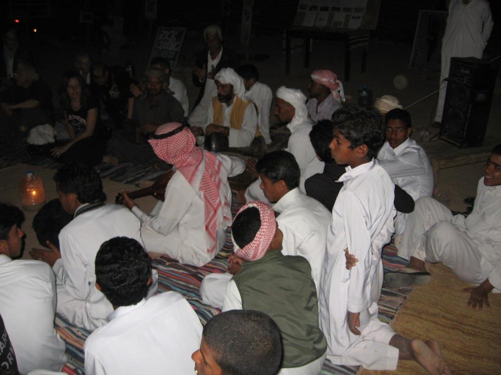 Live Bedouin Music Dahab Bedouin Festival 2012