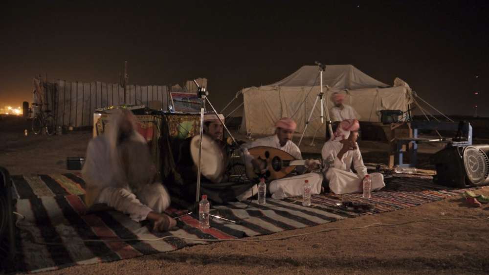 Live Bedouin Music