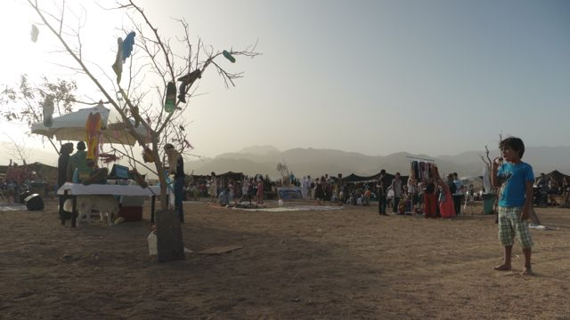 Festival site 2011-2013