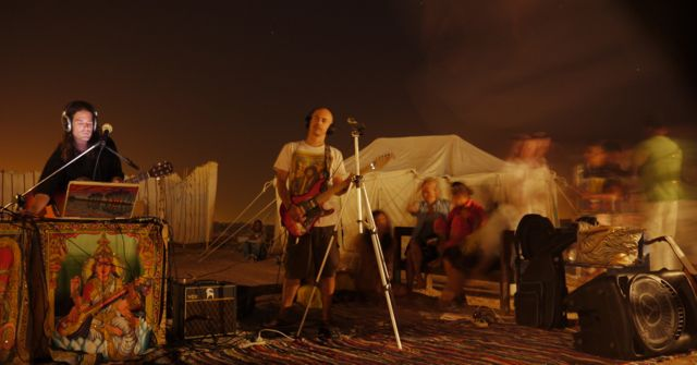 Live Music Dahab Bedouin Festival 2013